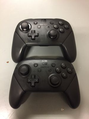 Nintendo Switch Pro Controller for Sale in Austin, TX