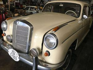 1959 Mercedes-Benz S-Class for Sale in Dallas, TX