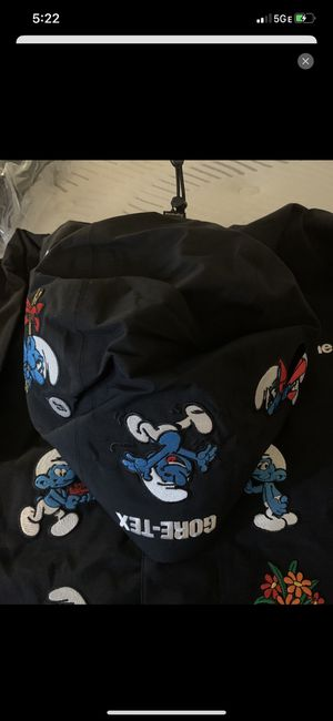 Supreme x Gore-Tex smurfs shell jacket for Sale in North Olmsted, OH