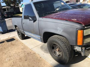 1990 chevy short bed for parts for Sale in Las Vegas, NV
