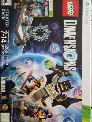 Lego Dimensions Xbox 360 Starter Pack for Sale in Portland, OR