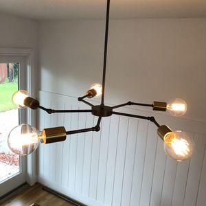 Schoolhouse Vega Chandelier Light w/ Bulbs for Sale in Portland, OR