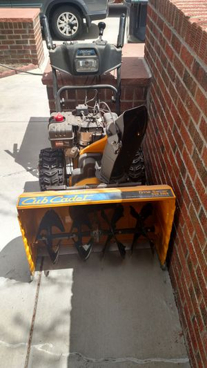Snow blower for Sale in Warren Air Force Base, WY