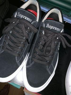 Supreme Sid Pro black vans for Sale in Altoona, PA