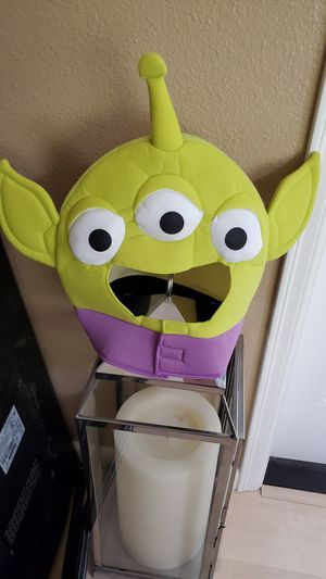Toy Story Alien costume kids medium (7-8) for Sale in Gig Harbor, WA