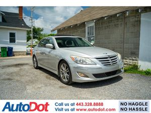 2012 Hyundai Genesis for Sale in Sykesville, MD