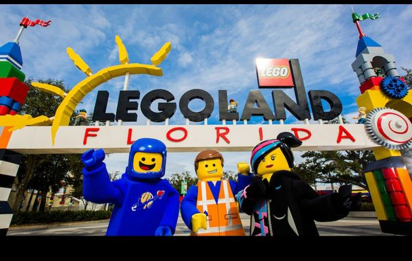 4 legoland tickets for $160