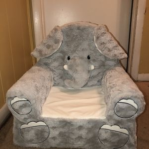 Toddler Elephant Chair for Sale in Philadelphia, PA