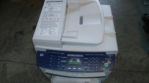 Canon laser black and white network printer and fax for Sale in Vancouver, WA