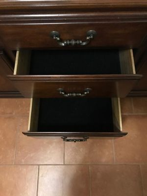 Buffet/media/entry console table with drawers for Sale in Fremont, CA