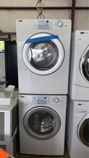 washer & dryer frontloader 2lo3735557 for Sale in San Antonio, TX