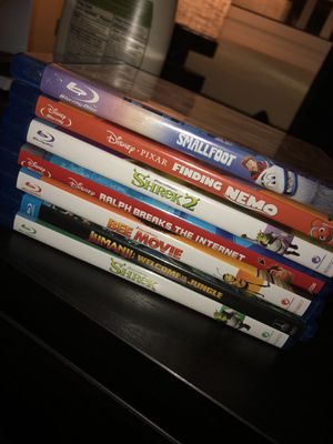 Blu-Ray Movies for Sale in Chino Hills, CA