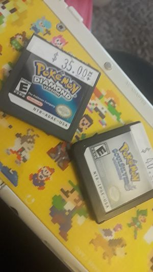 Pokemon 3ds games for Sale in Tempe, AZ