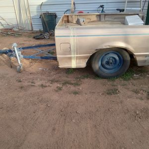 Ford Ranger TRAILER BED need Lights , No Papers $250. for Sale in Lakeside, CA