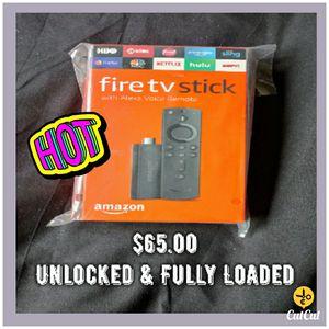 Fire TV Stick for Sale in Detroit, MI