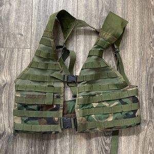 Load bearing vest Genuine US military MOLLE II for Sale in Temecula, CA