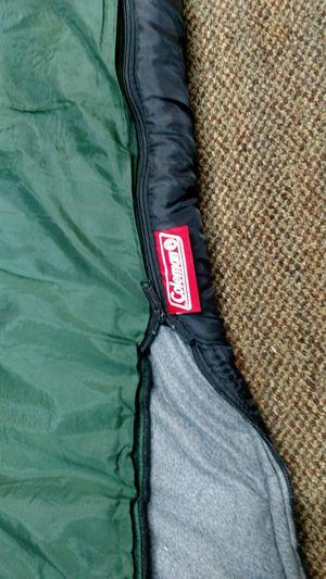 Coleman sleeping bag for Sale in Midlothian, VA