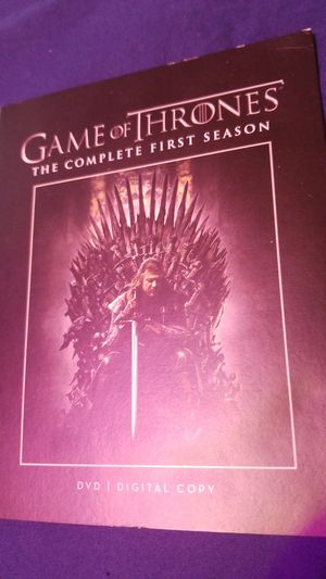 Game of Thrones Season 1 for Sale in Hopkinsville, KY
