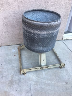 Fire pit bote de metal para fogatas 🔥 for Sale in Riverbank, CA