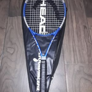 Liquidmetal Head 8.5 Swing Style Rating S8 Tennis Racket With Case for Sale in San Diego, CA