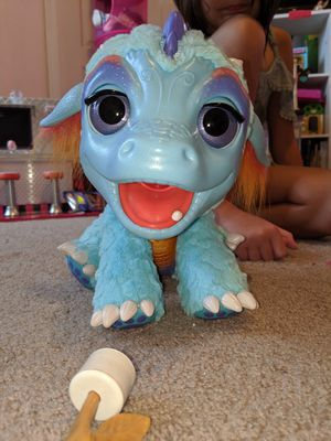 Furreal Friend Torch My Blazing Dragon for Sale in Brandon, FL
