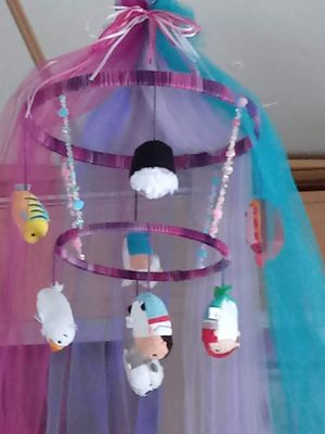 Custom crib mobile for Sale in West Fargo, ND
