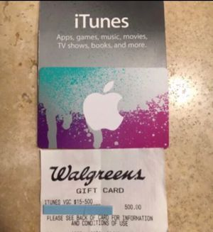 iTunes $500 Value for Sale in Commerce City, CO