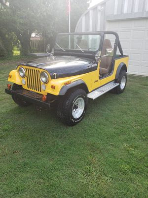 1984 Jeep CJ-7 for Sale in Hampton, VA