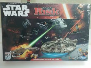 STAR WARS Risk Board Game - Reimagined Galactic - Disney 2014 New! for Sale in Las Vegas, NV