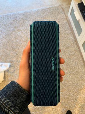 Sony XB21 portable speaker for Sale in Lorton, VA