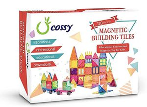 Magnetic Building Tiles COSSY. BRAND NEW! Van Nuys Area. for Sale in Los Angeles, CA