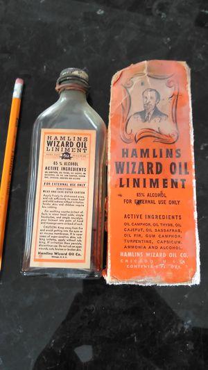 Antique snake oil for Sale in Whittier, CA