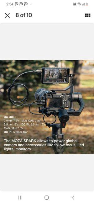 Moza air 2 Handheld Gimbal Stabilizer For Mirrorless DSLR Camera for Sale in Chesapeake, VA