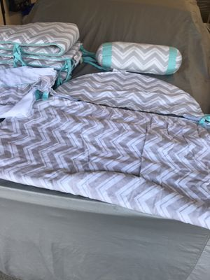 Crib Bedding NEW LOWER PRICE for Sale in Grove City, OH