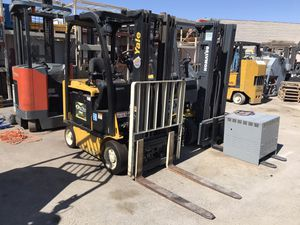 2014 Yale ERC040VA Electric Forklift for Sale in North Las Vegas, NV