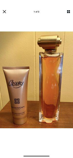 ORGANZA by Givenchy Eau De Parfum Spray 3.4 Oz & Body Lotion 2.5 Oz for Sale in Chandler, AZ