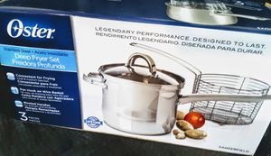 Oster 4qt deep Frye free(never been opened)! for Sale in Independence, KS