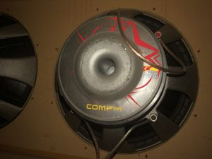15 inch kicker subwoofers for Sale in Denver, CO