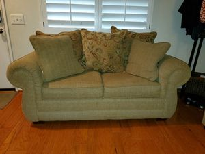 Loveseat, chair, and ottoman for Sale in Corona, CA