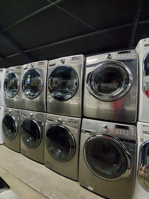 Washers and dryers 💦💦 for Sale in Santa Fe Springs, CA