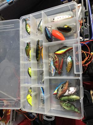 Fishing Tackle for Sale in Henderson, NV