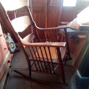 Antique Granddad Rocking Chair for Sale in Modesto, CA