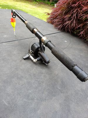 Vintage foldable fishing pole for Sale in Federal Way, WA