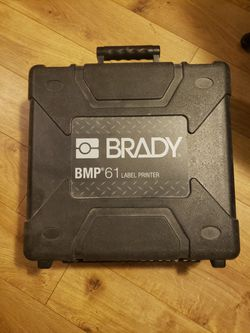 BRADY BMP61 Label Printer for Sale in Harpers Ferry,  WV