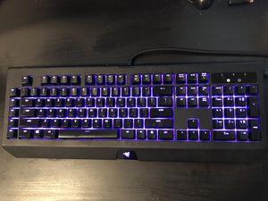 Razer BlackWidow Chroma V2 Gaming Keyboard for Sale in Santa Cruz, CA