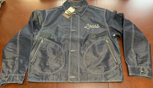 Louis Vuitton Embroidered Jacket. Men's Size LV 58 = XXXL. for Sale in Milwaukee, WI