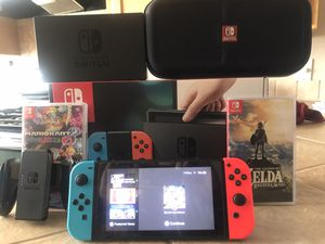Nintendo Switch $240 for Sale in Fresno, CA