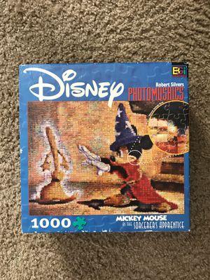 Disney puzzle $5! for Sale in Clovis, CA