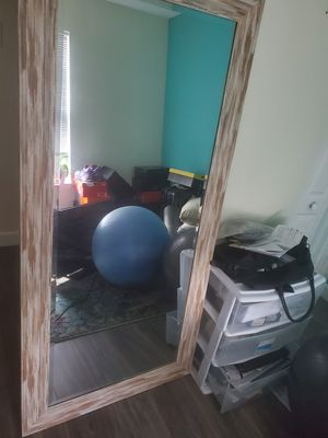Wall mirror 65 x 32 for Sale in District Heights, MD