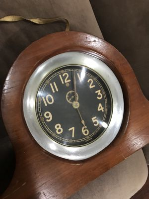 Antique Chelsea Mantel clock for Sale in Castro Valley, CA